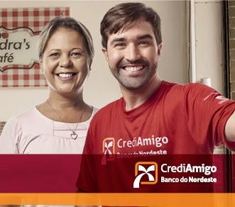 Microcrédito Crediamigo do Banco do Nordeste já pode ser solicitado pela internet