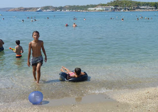 Playa Asteria Glyfadas en Atenas.