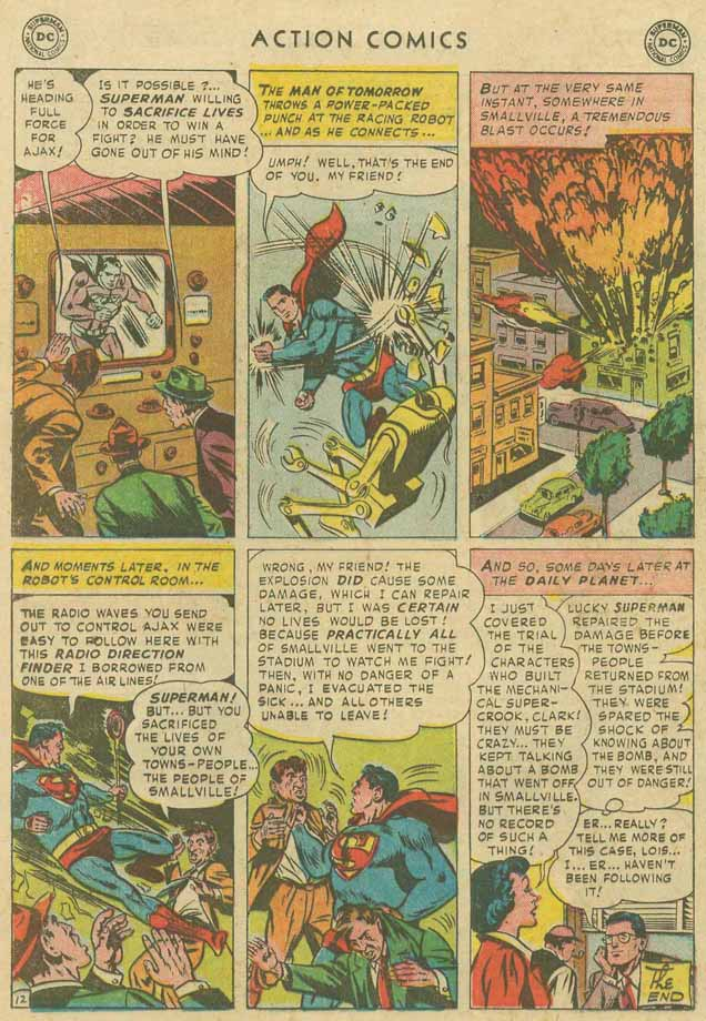 Read online Action Comics (1938) comic -  Issue #173 - 16