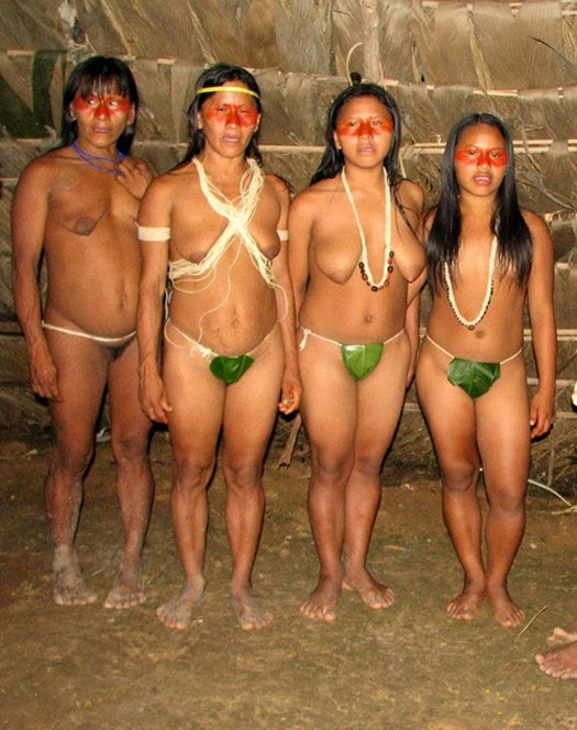 Tribal Nudism 16