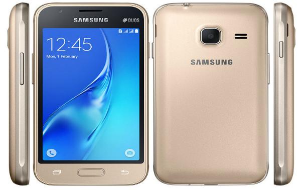 سامسونغ تطلق هاتفها الجديد Galaxy J1 Mini