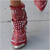 Isabel Marant boots - fall 2012