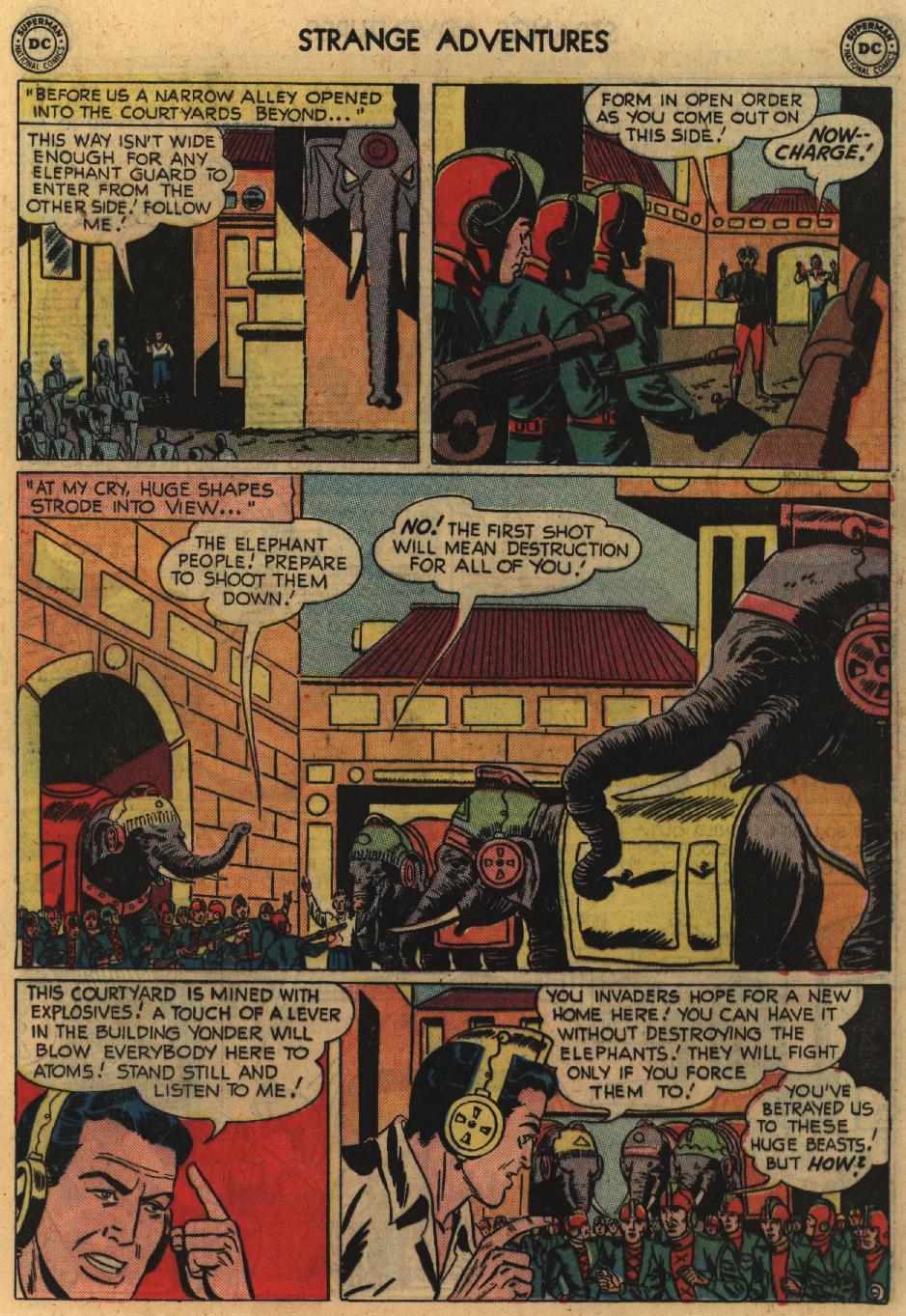 Strange Adventures (1950) issue 11 - Page 23