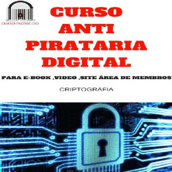 Curso Anti Pirataria Digital Para Produtores