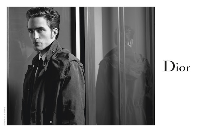 First Look: Robert Pattinson's Dior Homme Autumn 2016 Campaign