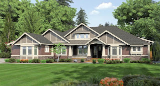 One Story House Plans Family