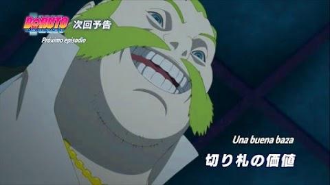 Boruto: Naruto Next Generations Capítulo 150 Sub Español HD