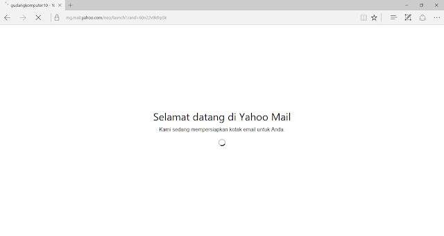 Cara Membuat Akun Yahoo