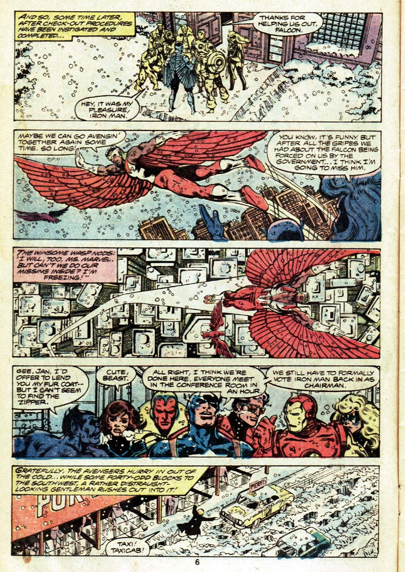 The Avengers (1963) 194 Page 4