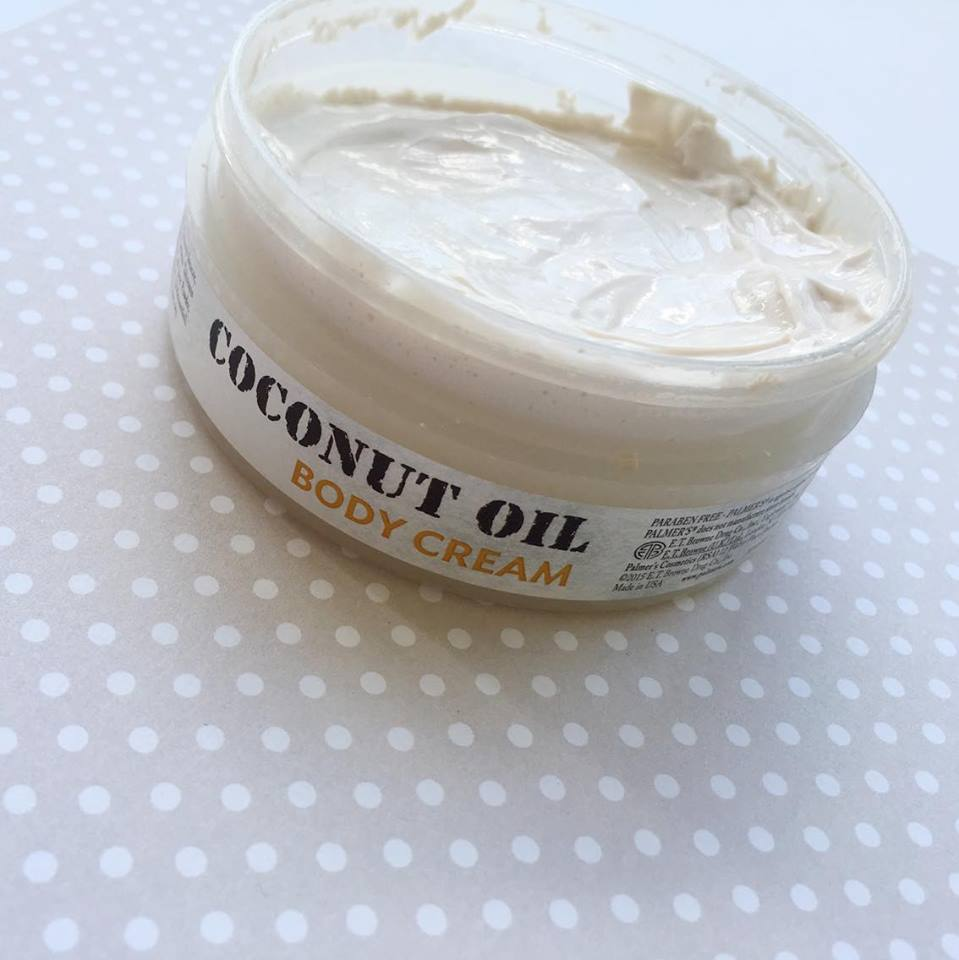 Tahana Lee Reviewed Palmers Organic Coconut Oil Vitamin E Range Divine Body Cream Rrp 125g 999