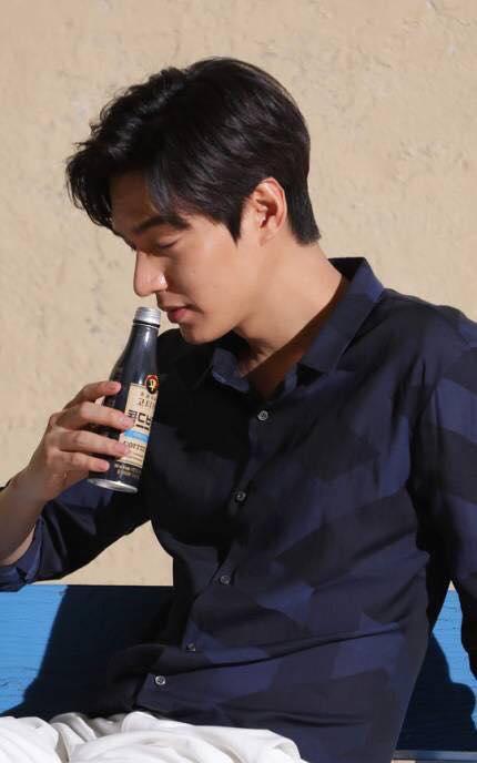 Lee Min Ho - My Everything: Lee Min Ho for Georgia Gottica