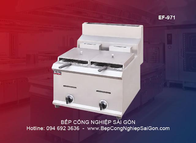Bếp chiên nhúng EF - 971