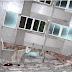 Apartemen Miring Usai Gempa Taiwan, Begini Reaksi Penghuninya