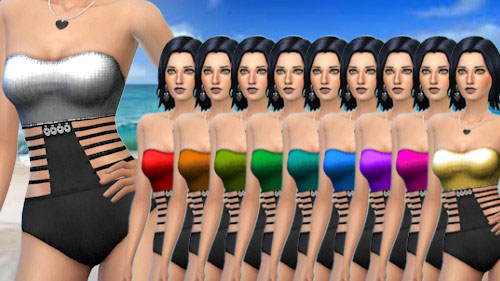 Sims 4 Bathing Suit