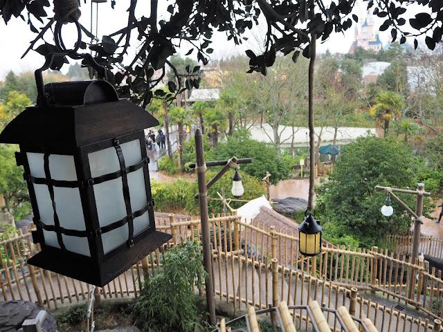 La Cabane des Robinson Adentureland Disneyland Paris
