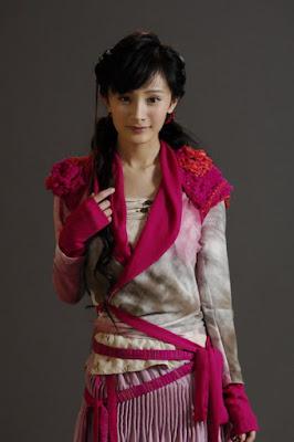 Yang Mi in Chinese Paladin 3