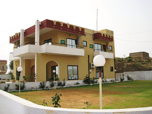 New home designs latest pakistan modern homes designs for Home garden design in pakistan