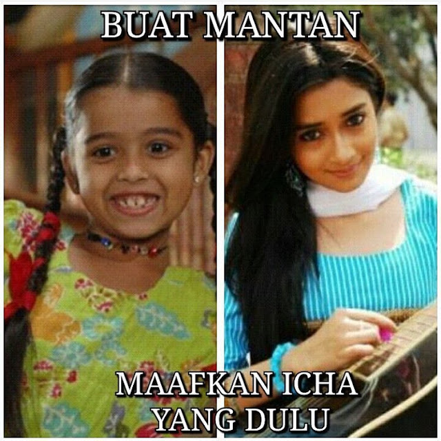 Meme Dear Mantan cantik