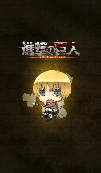 Attack on Titan ~Armin~