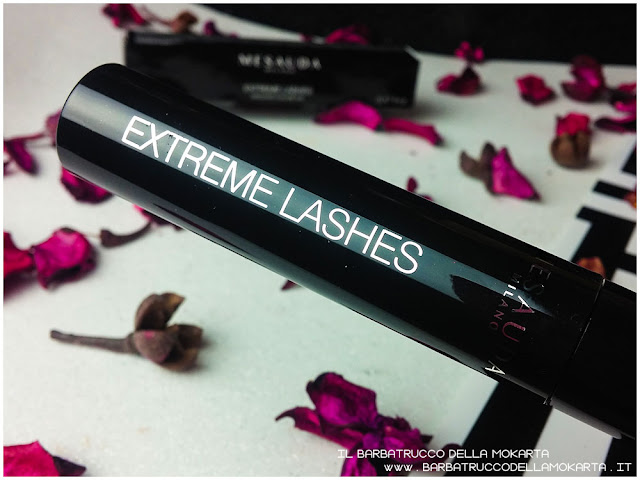 extreme lashes mascara mesauda milano rimmel  big lashes