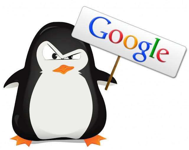 Google Pegnuin dùng để trừng trị các backlink không hiệu quả