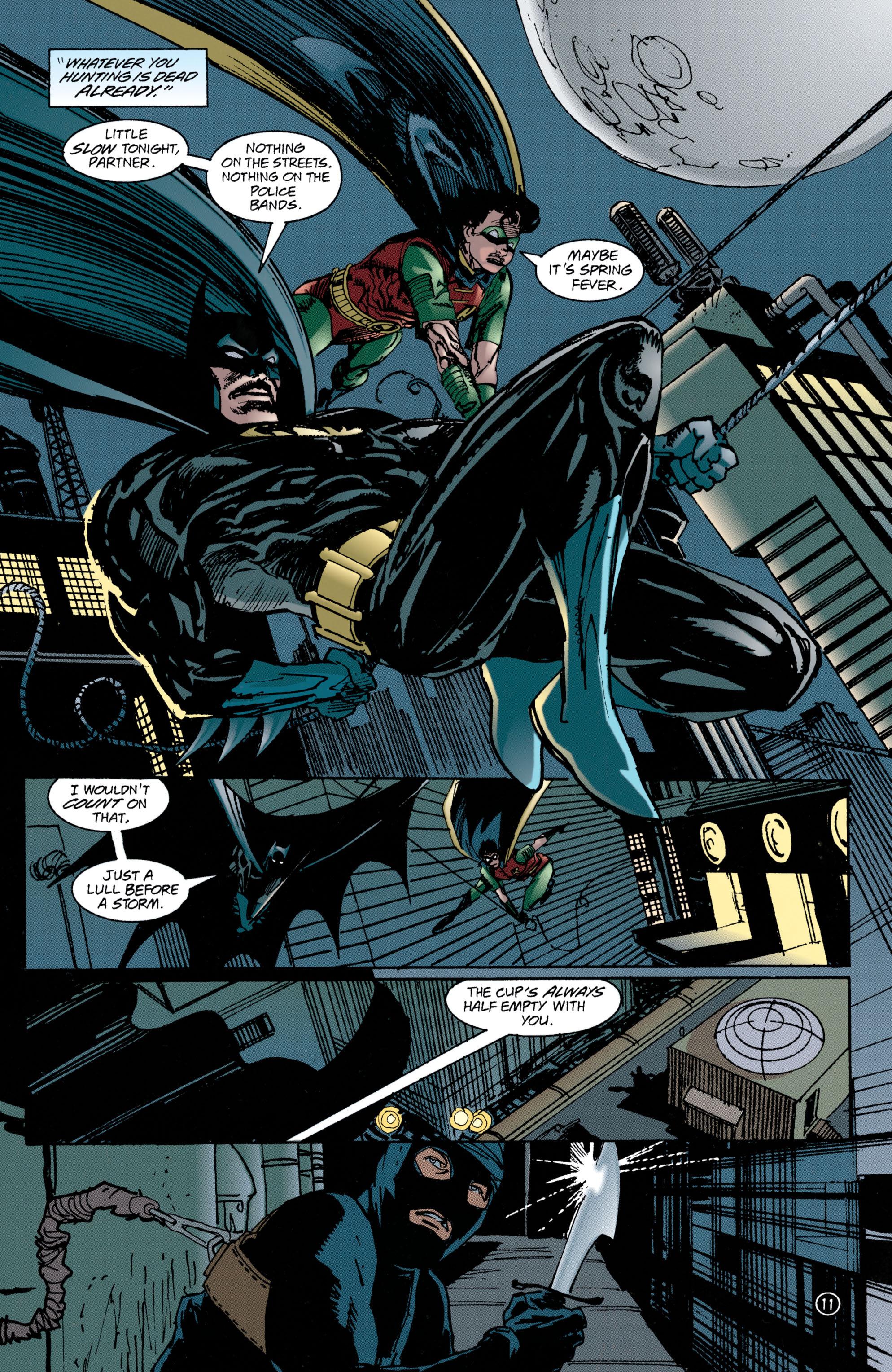 Detective Comics (1937) 708 Page 11