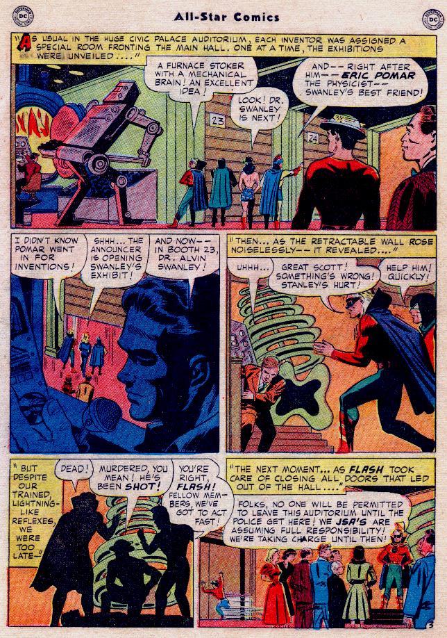 Read online All-Star Comics comic -  Issue #53 - 5