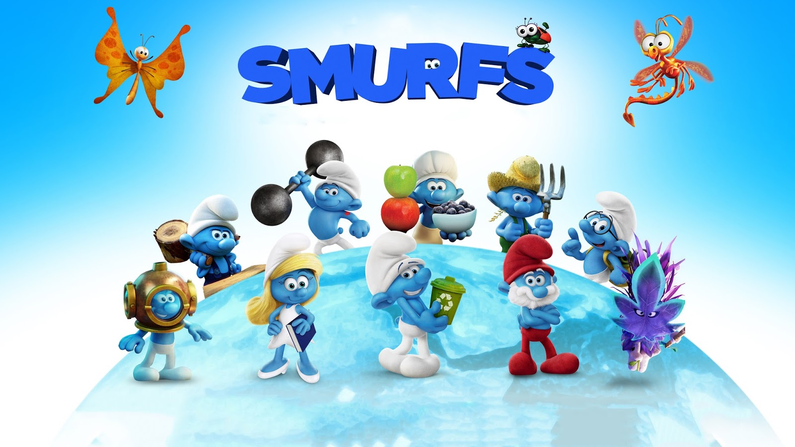 smurfs the lost village 2017 movie free download 720p bluray - movie