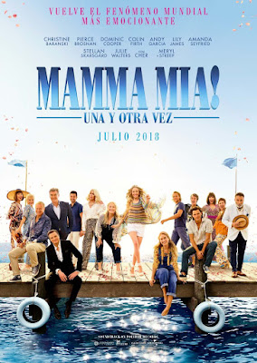 Mamma Mia Here We Go Again! 2018 Custom Latino 5.1