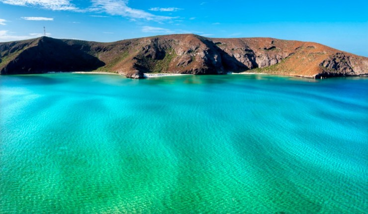 Top 10 Natural Wonders in North America - Puerto Balandra, Baja California Sur, Mexico