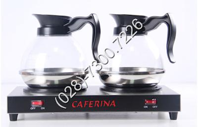 Bộ bếp hâm nóng coffee giá rẻ 1,6l CF23-B1