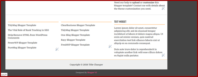 Lesson #9 | How to Customize Blogger Theme in Telugu 25