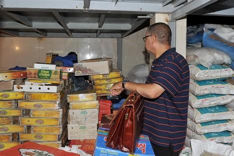 الجهوية 24  إتلاف 345 طن للمنتجات الغذائية الفاسدة في نونبر