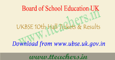 UK board 10th admit card 2019, Uttarakhand 10th result 2019