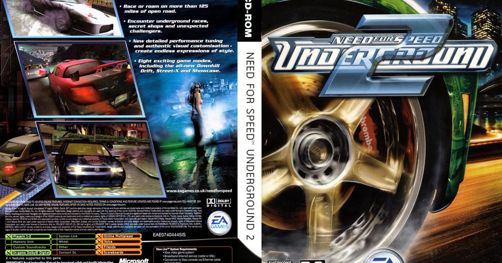 Nfs Pc Game Need For Speed Underground 2 Pc Full Version Download