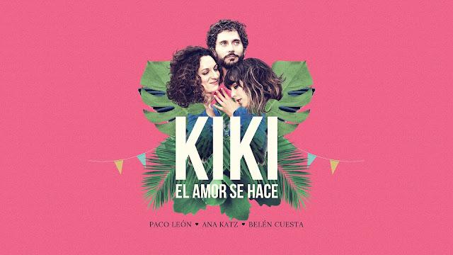 Cartel de la película Kiki el amor se hace