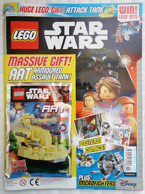 LEGO Star Wars Magazine Issue 11