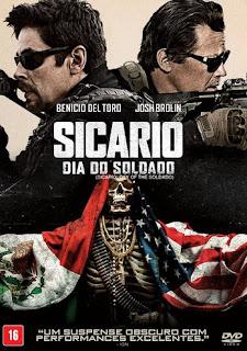 Sicario: Dia do Soldado - BDRip Dual Áudio