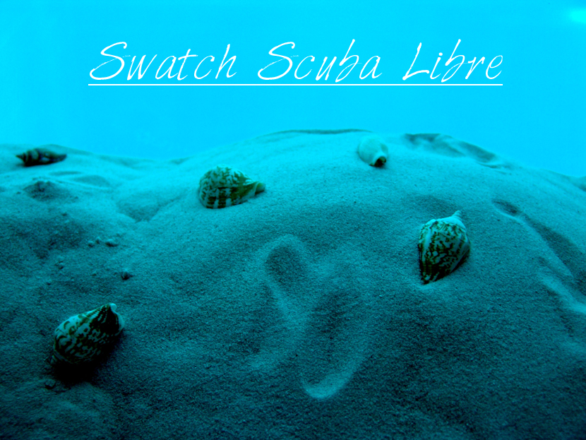 News Flash | Swatch's Scuba Libre by La Vie Fleurit!!! Accessories, Brand, Collection, event, Fashion, Holiday, New, News, Summer,