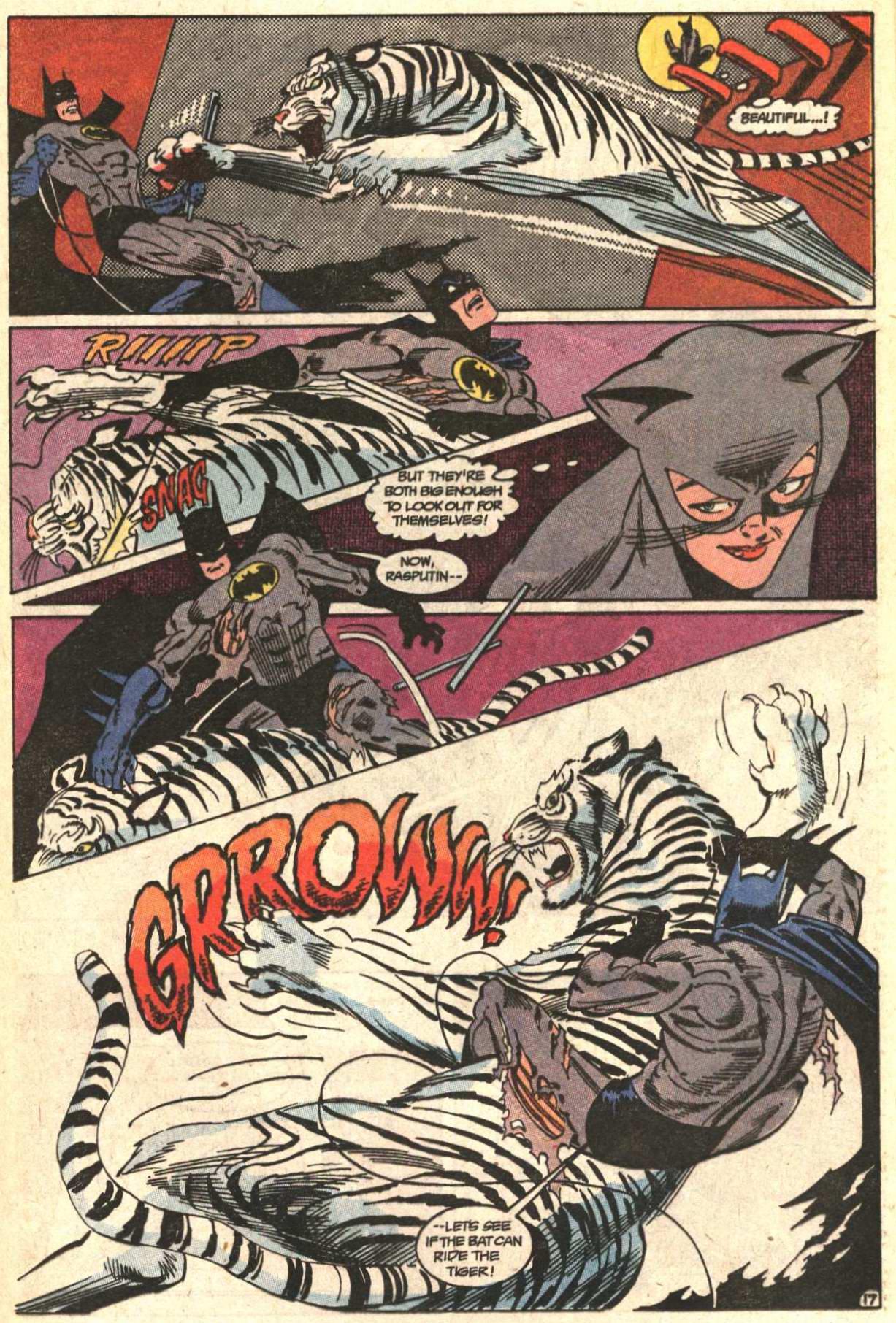 Detective Comics (1937) 612 Page 17