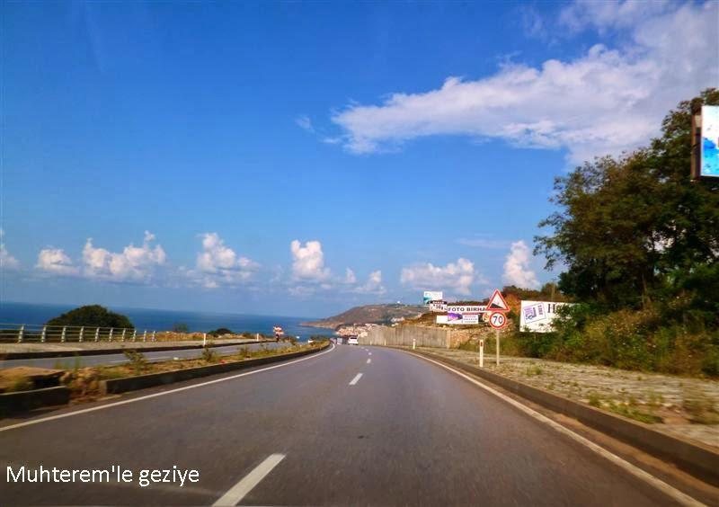 Sinop-İnebolu Yolu