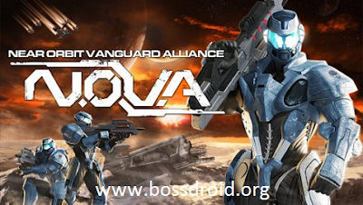 N.O.V.A. – Near Orbit Vanguard Alliance Iso PSP