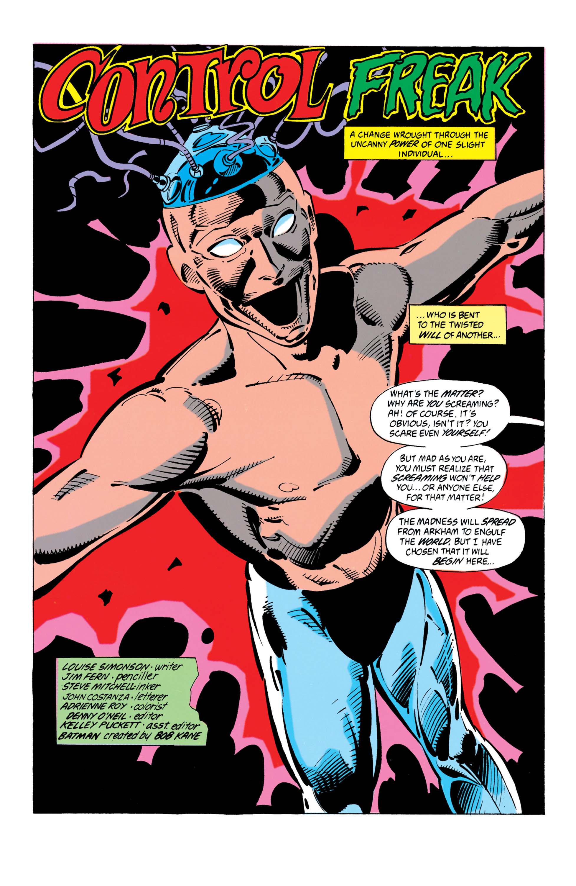 Detective Comics (1937) 637 Page 2