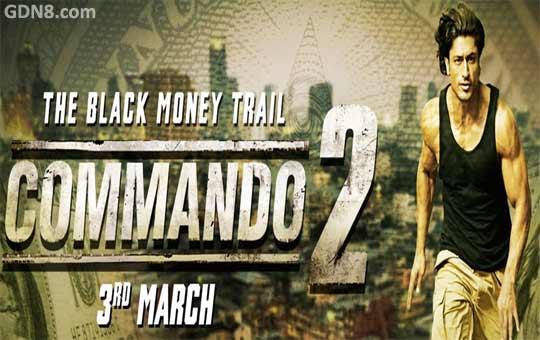 Commando 2 Movie All Songs - Vidyut Jamwal, Adah Sharma