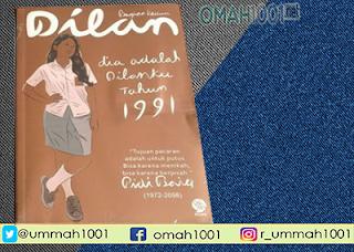 E-book: Novel Dilan 2 - Pidi Baiq, Omah1001