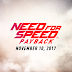 Need for Speed Payback | Trailer, Data de Lançamento e mais detalhes