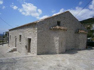 ο ναός των αγίων Νικολάου και Δημητρίου στο Αδάμι της Αργολίδας