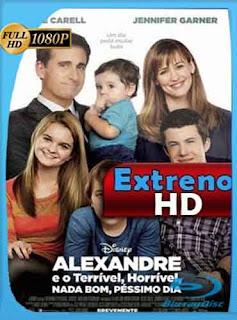 Alexander y el día terrible, horrible, malo… ¡muy malo! 2014 HD [1080p] Latino