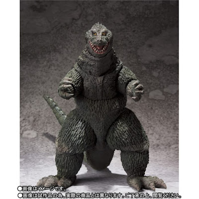 "S.H.MonsterArts Godzilla 1962 de ""Godzilla vs. King Kong"" - Tamashii Nations"