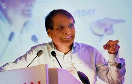 Indian Railway Ministry of Railways, Railway Minister Suresh Prabhu, Advance Reservation Period